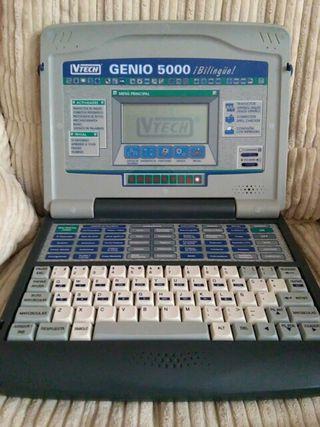 Ordenador infantil Genio 5000.