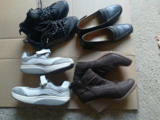zapatos negociable los 4 primeros los 7 pares sigu