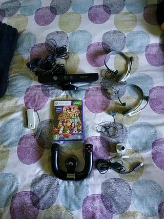 Accesorios para Xbox 360