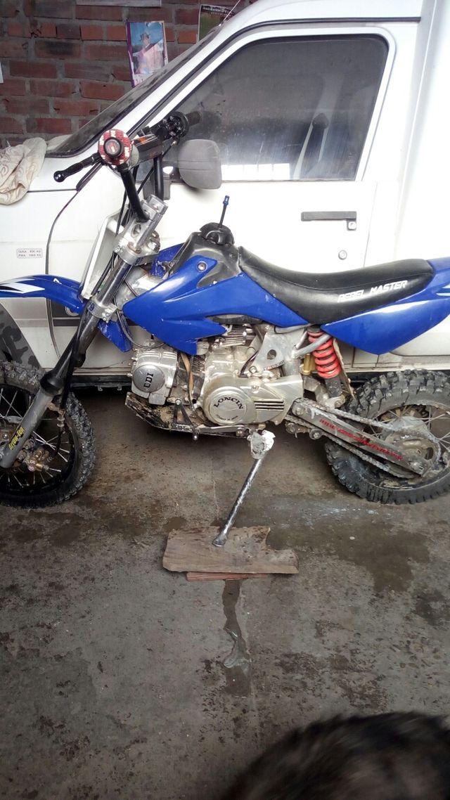 Moto Pit Bike 125cc