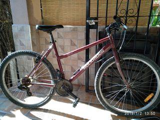 bicicleta rockrider