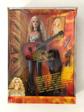 Shakira Barbie Mattel