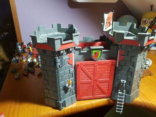 Castillo Playmobil medieval