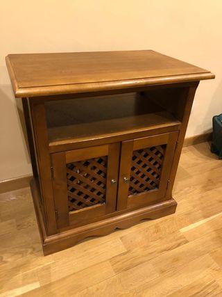 Mueble televisión Rustico