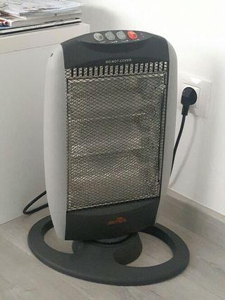 Calentador eléctrico, nuevo!