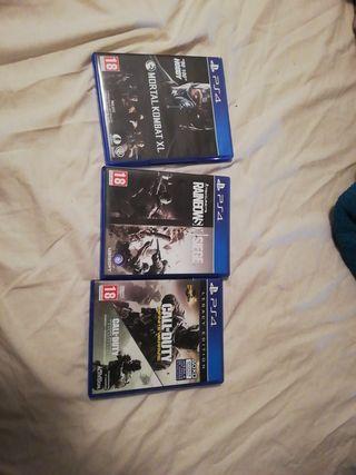 juegazos PS4