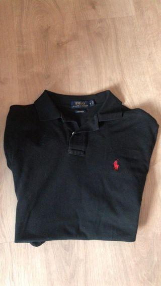 Camiseta Polo Ralph Lauren Negra