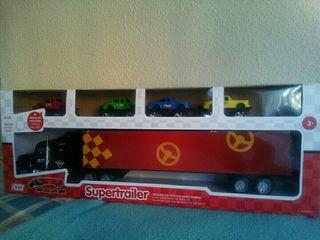 Juguete Wallapop Camión En Provincia De Segunda Granada Mano La XOnwP80k