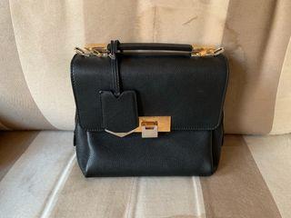 Balenciaga bolso de mano de piel
