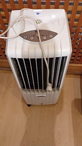 Climatizador aire frío