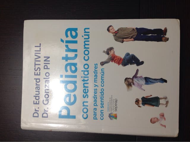 Libro pediatría