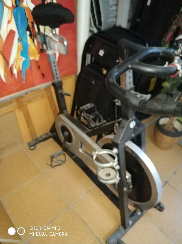 Bicicleta spining profesional