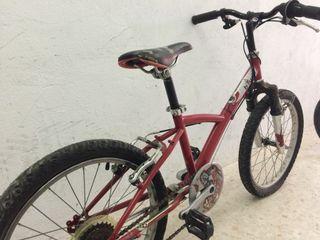Bicicleta Bitwin junior