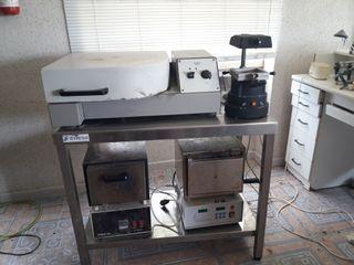 maquinas laboratorio dental