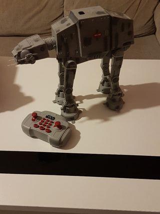 robot inhalambrico star wars