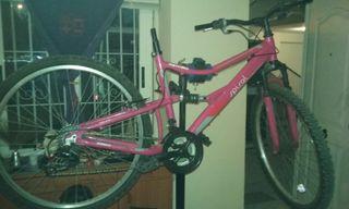 Bicicleta de Mujer. Talla 26