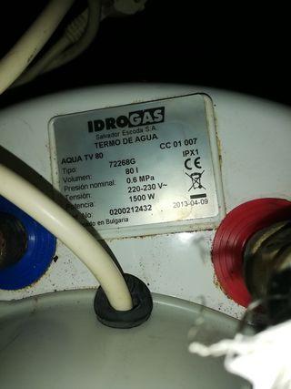 Caldera Electrica