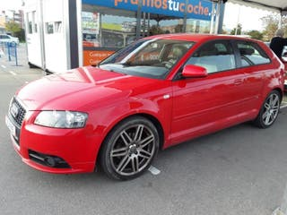BT066393 Audi A3 2.0 TDI Ambition 2008