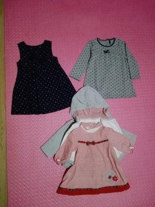 vestidos bebe 18meses