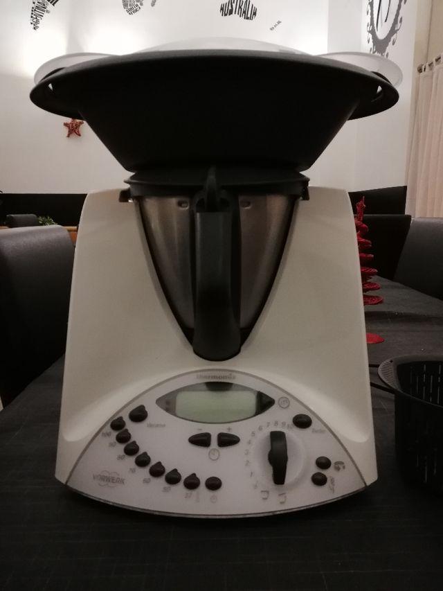 Termomix tm31 robot de cocina