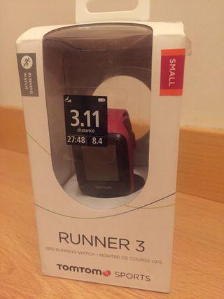 Reloj TomTom Running 3