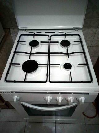 Cocina horno de gas nueva