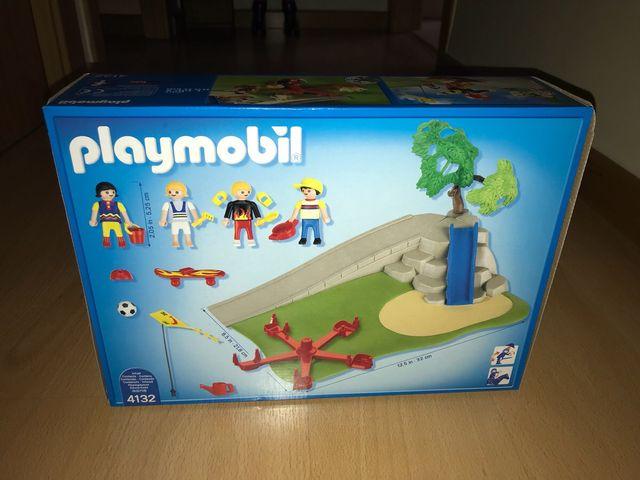 Playmobil parque infantil a estrenar