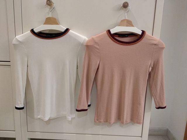 8e3a178a8 Camisetas Zara mujer nuevas de segunda mano por 15 € en Sevilla en ...