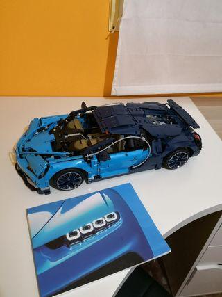 Technics Bugatti Chiron