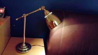 Adjustable multipurpose vintage style lamp.