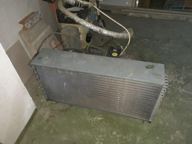 compresor frio industrial