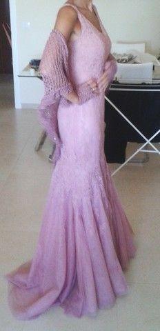 Precioso vestido fiesta Pronovias + BOLSO