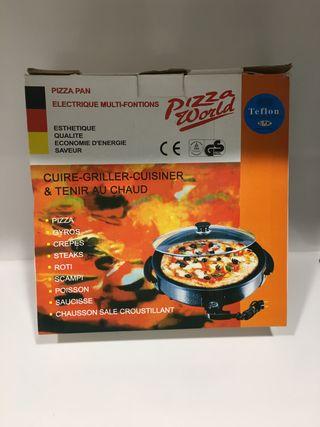 Pizzera eléctrica sin estrenar