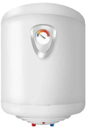 Termo eléctrico - OK OWB 26313, 50 L, Acero, Blanc