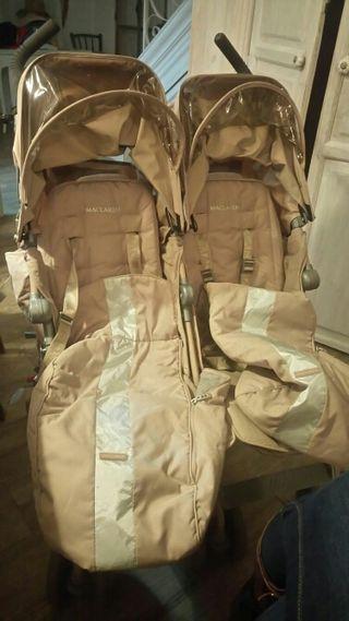 Se vende silleta gemelar macclaren