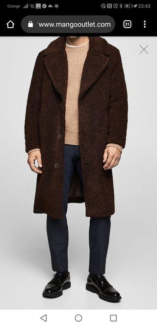 abrigo. Mango