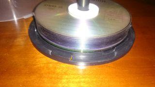 DVD-R virgenes