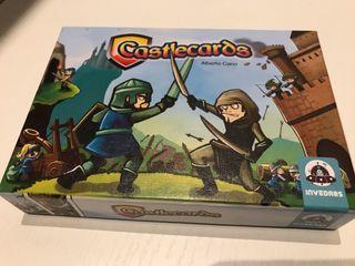 Castlecards - juego de mesa labsk