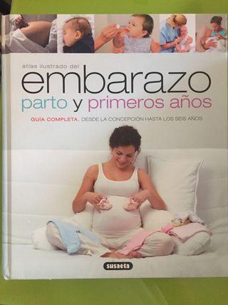 Libro de embarazada