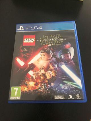 Star Wars Lego PS4
