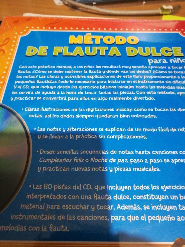 Flauta Dulce Para Ninos Curso De Segunda Mano Por 8 En Valencia