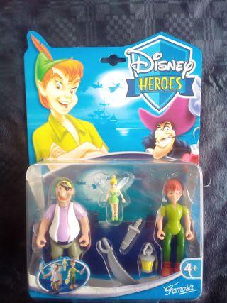 Héroes Disney