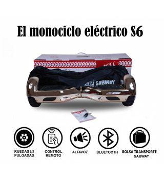 Hoverboard S6 Dorado con hoverkart gratis