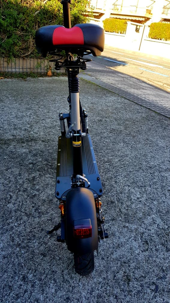 Patinete Electrico NUEVO 75KMH y 55km autonomia