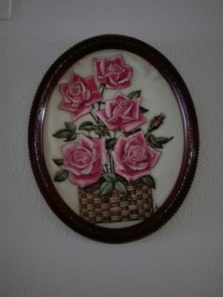cuadro ceramica