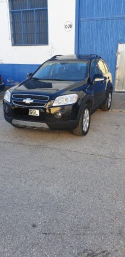 Chevrolet Captiva 3.2 6v 7 plazas