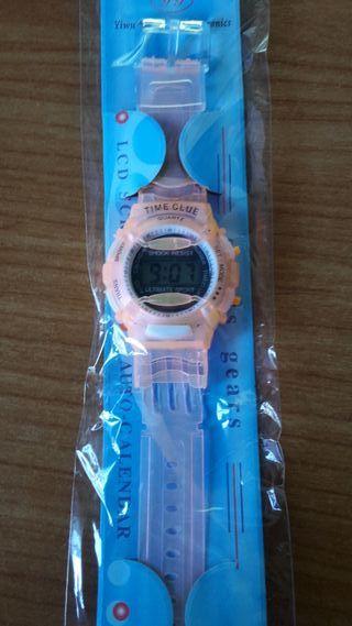 Rosa Por En Mano Time 5 Barañain Segunda Reloj Clue De Wallapop € A4j5RL