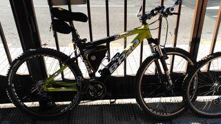 Bicicleta de montaña, B-Pro ZS2, regalo otra bici