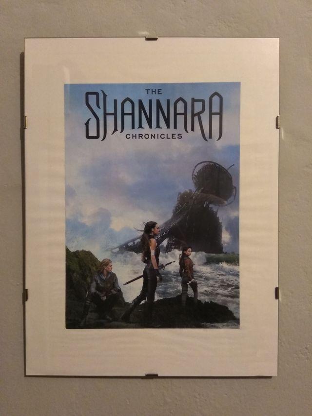 Cuadro Las crónicas de Shannara