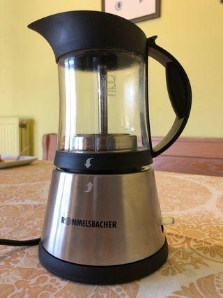 Cafetera Rommelsbacher EKO 376/G